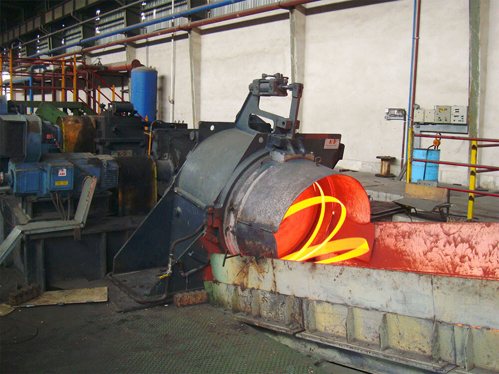 wire rod hot mill complete machinery turn key supplier