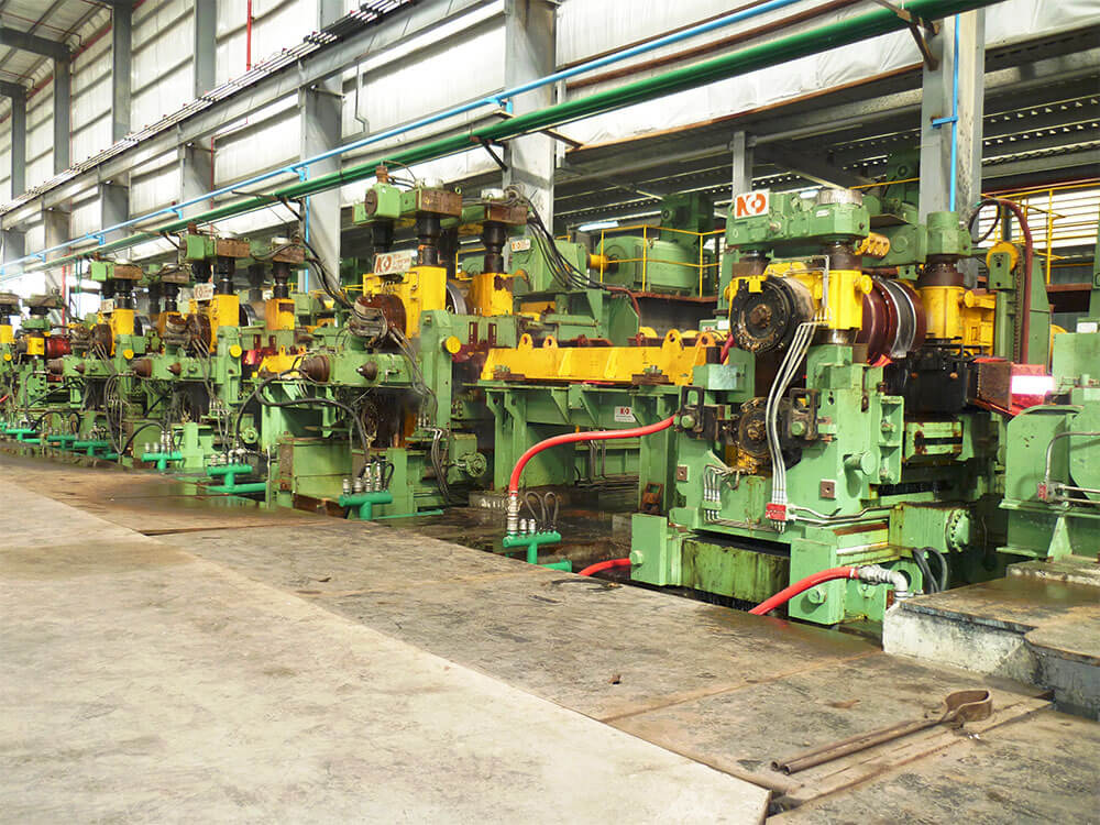 Steel section hot rolling mill machinery manufacturer