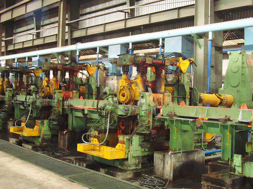 Section beam hot rolling mill manufacturer engineering