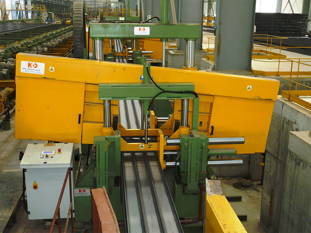 section hot rolling mills