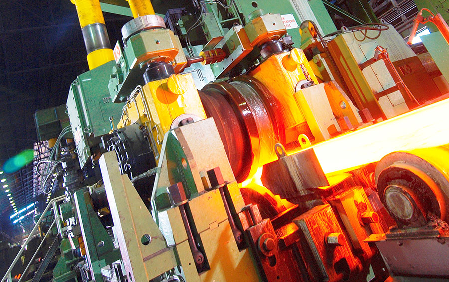 Upgrading modernisation hot rolling mills long steel products